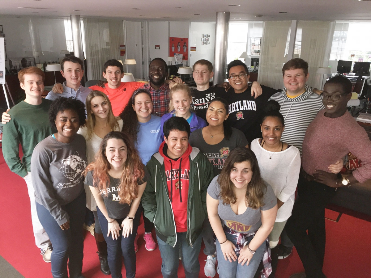 SALC Students 2017
