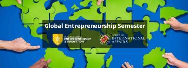 Global Entrepreneurship Semester (GES) Information Session