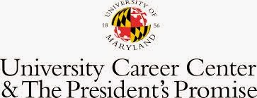 UMD Career Center logo