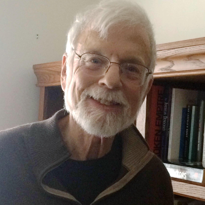 International Studies program director Jim Glass