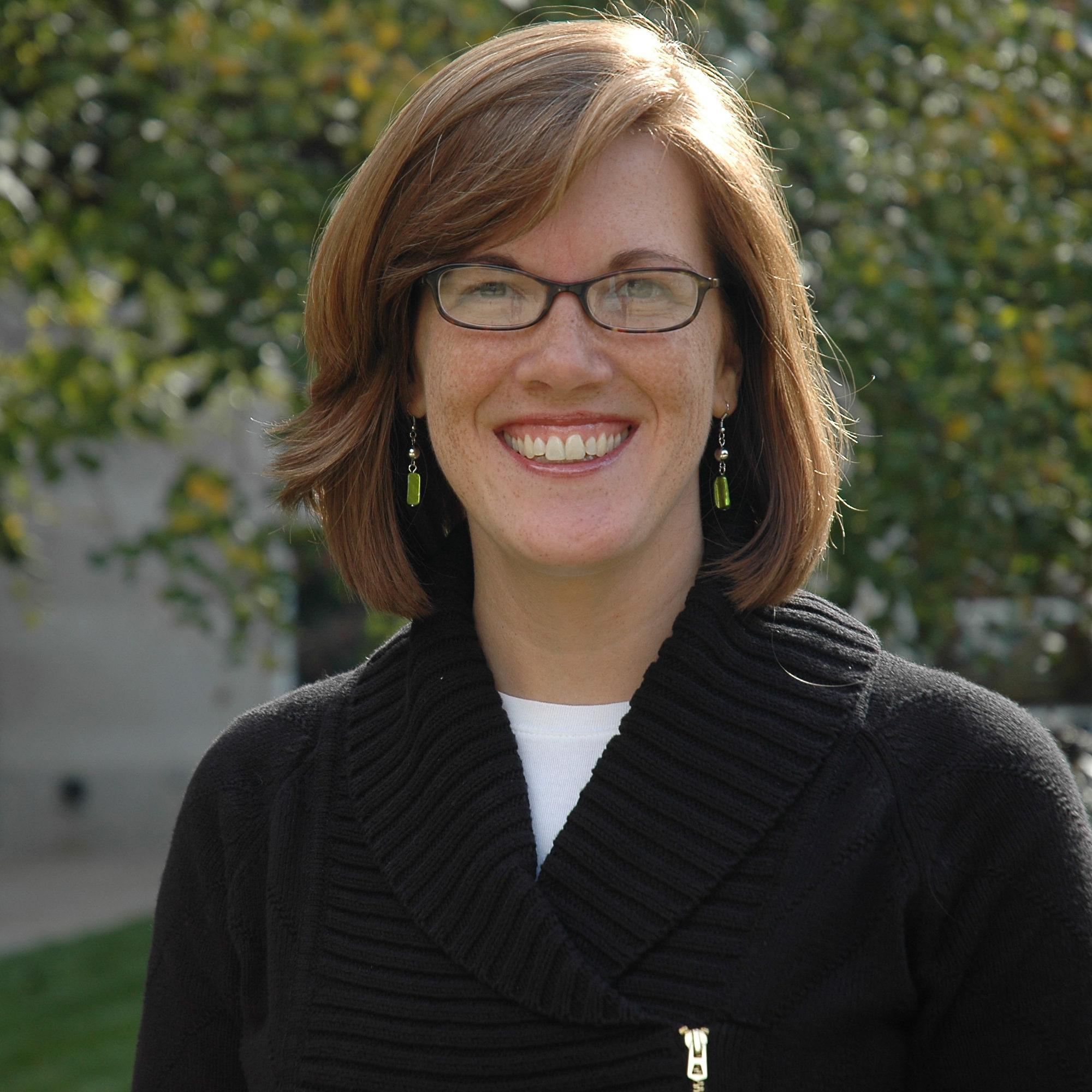 Public Leadership program director Jennifer Littlefield