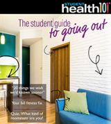 September issue of the Student Health 101 for UMD