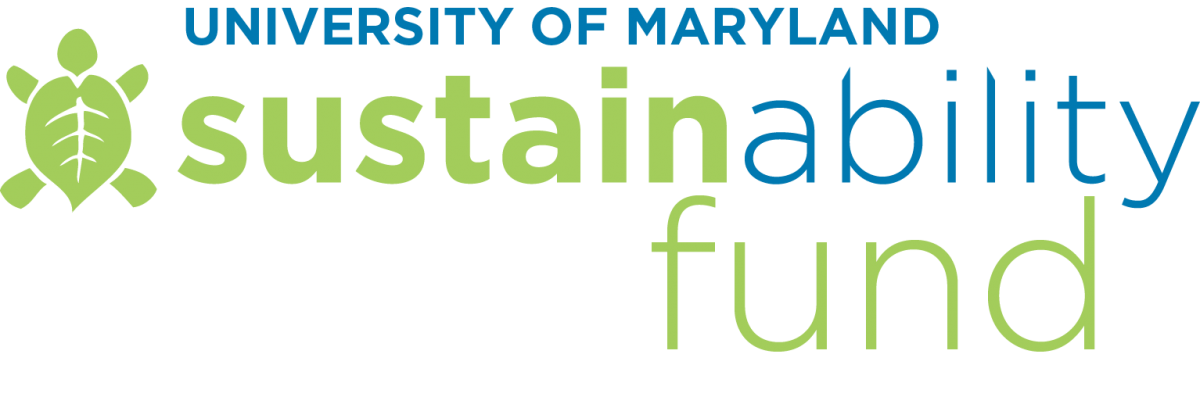 University of Maryland Sustainability Fund logo