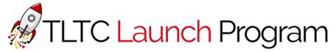 TLTC Launch Program Logo