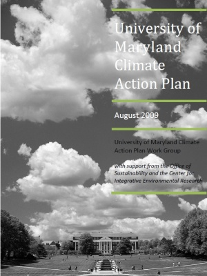 2009 Climate Action Plan
