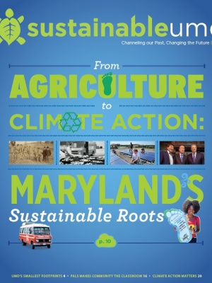 2016 SustainableUMD Magazine